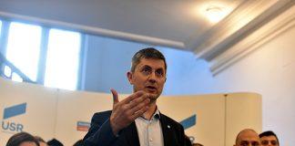 Președintele USR Dan Barna încearcă să blocheze în Camera Deputaților efectele Ordonanței 114 - Foto: Agerpres