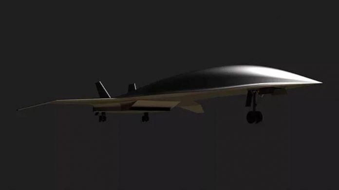 Hermeus-un avion capabil să zboare cu viteze de cinci ori mai rapide decât viteza sunetului(viteza Mach 5)