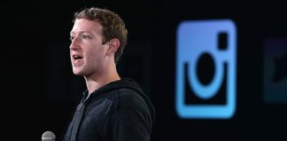 MENLO PARK, CA - JUNE 20: Facebook CEO Mark Zuckerberg speaks during a press event at Facebook headquarters on June 20, 2013 in Menlo Park, California. Facebook announced that its photo-sharing subsidiary Instagram will now allow users to take and share video. (Photo by Justin Sullivan/Getty Images)