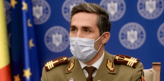 press conference given by the President of the National Committee for the Coordination of Activities on Vaccination against SARS-CoV-2, Valeriu Gheorghiță