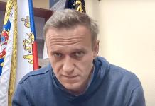 Arestarea lui Navalny
