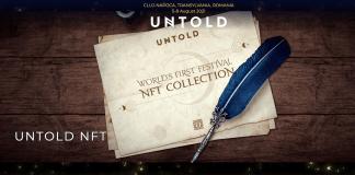 Untold de lansat NFT