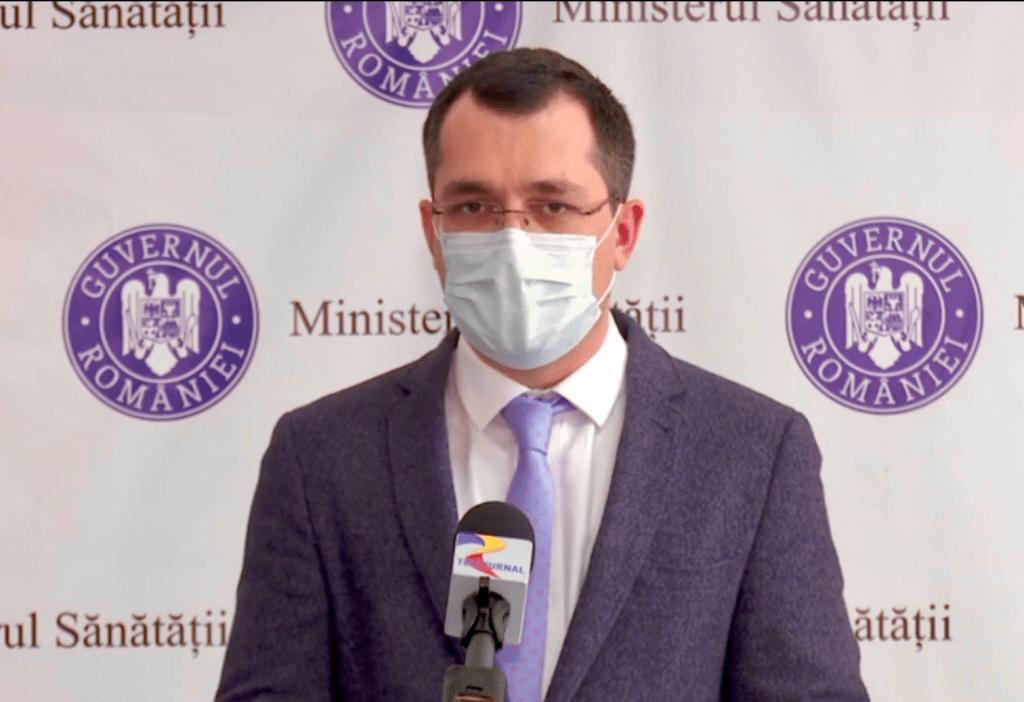 Ministrul Sănătății este demis