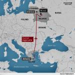 Belarus a deturnat un avion cu 170 de persoane pentru a face față unui inamic