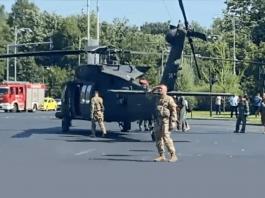 Elicopterul militar american
